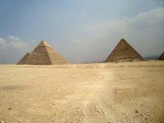 Ausflug zu den Pyramiden