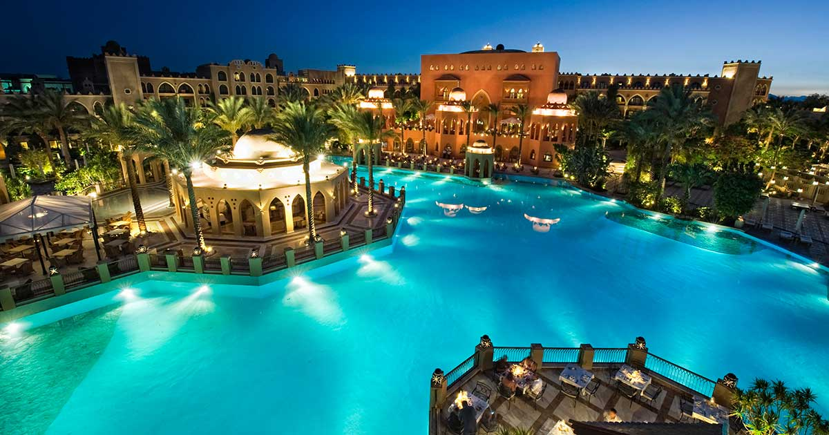 Hotels Makadi Bay